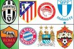 Champions League, i sorteggi dei gironi: Juve fortunata, urna infernale per la Roma