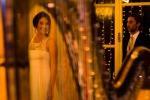 Gli stilisti celebrano Palermo: e Villa Igiea ispira un abito da sposa
