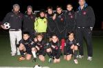 Scuola calcio Milan a Palermo, due giornate di sport