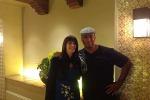 Scatti di celebrità: il fotografo Starks a Ragusa