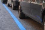 Strisce blu a Trapani, scatta l'aumento delle tariffe nel centro storico