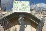 Favara, un inquietante striscione contro il sindaco