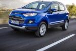 EcoSport, Suv compatto Ford arriverà in Italia a primavera