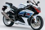 Suzuki e la moto celebrativa