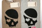 """Palermo, è tornato la """"skull mania"""": borse e magliette con i teschi"""