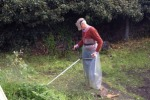 Acireale, i grillini puliscono un parco nel degrado