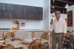 Anche il tavolo segue la moda: i siciliani lo scelgono moderno