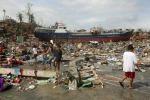 Supertifone nelle Filippine, tragico bilancio: 10.000 vittime