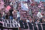 L'invasione rosanero a Siena