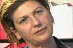 Tina Montinaro moglie di Antonio Montinaro, uno degli agenti di scorta di Giovanni Falcone