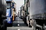 Viadotto di Scala Greca, divieto ai mezzi pesanti