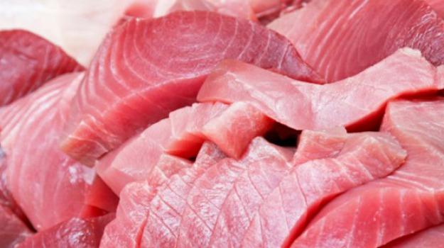 Ritirato tonno pinne gialle per eccesso di istamina
