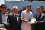 Tennis, Robredo re di Caltanissetta