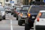 Strada per Bonagi: lunghe file per i lavori in corso