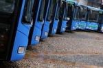 Caltanissetta, bus fermi da 10 giorni Dipendenti Scat in protesta: non prendono stipendio da 10 mesi