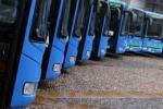 Stop ai bus a Caltanissetta