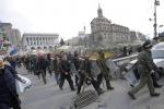 """Ucraina, il ministro della Difesa: """"Arrivata la grande guerra con la Russia"""""""
