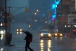 Uragano Irene a New York: la grande paura è passata
