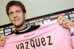Vazquez: pronto per la prossima stagione