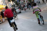 Via Roma chiusa al traffico, tanti palermitani riscoprono la passeggiata