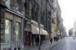 Un'immagine di via Ruggero Settimo, Palermo