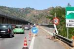 Autostrada, viadotto Ritiro pericoloso. Sciacca: «Intervenga il commissario»