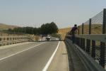 Crollo del ponte a Licata, i carabinieri sequestrano il viadotto