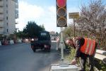 Sciacca, «il Cansalamone non è più sicuro» Da oggi il viadotto chiuso al traffico