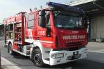 Incendio vicino alla discarica di Bellolampo a Palermo, altri roghi in provincia