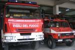 Più vigili del fuoco: previste mille assunzioni
