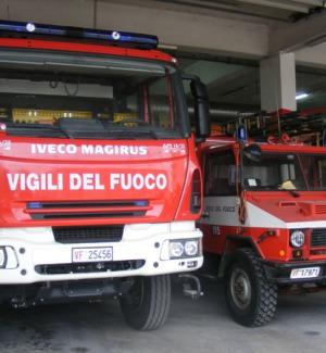 Caccamo, incendio in azienda agricola: titolare ai domiciliari