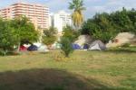 Palermo, riecco i nomadi nella Villa Bennici