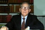 Morto lo scrittore Vincenzo Consolo