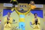 """Tour De France, Nibali vince e si riprende la maglia gialla: """"Dedicato a mia figlia"""""""