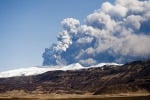 E' tornata la nube islandese: domani sarà in Italia