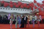 Le Winx a Venezia, le fatine dei cartoon sfilano alla Mostra del Cinema
