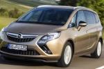 Sulla Opel Zafira Tourer un nuovo motore turbo 1.6 CDTI