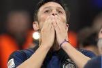 Zanetti premiato all'Oscar dello Sport di Mazara del Vallo